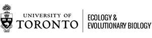 University of Toronto Department of Ecology and Evolutionary Biology